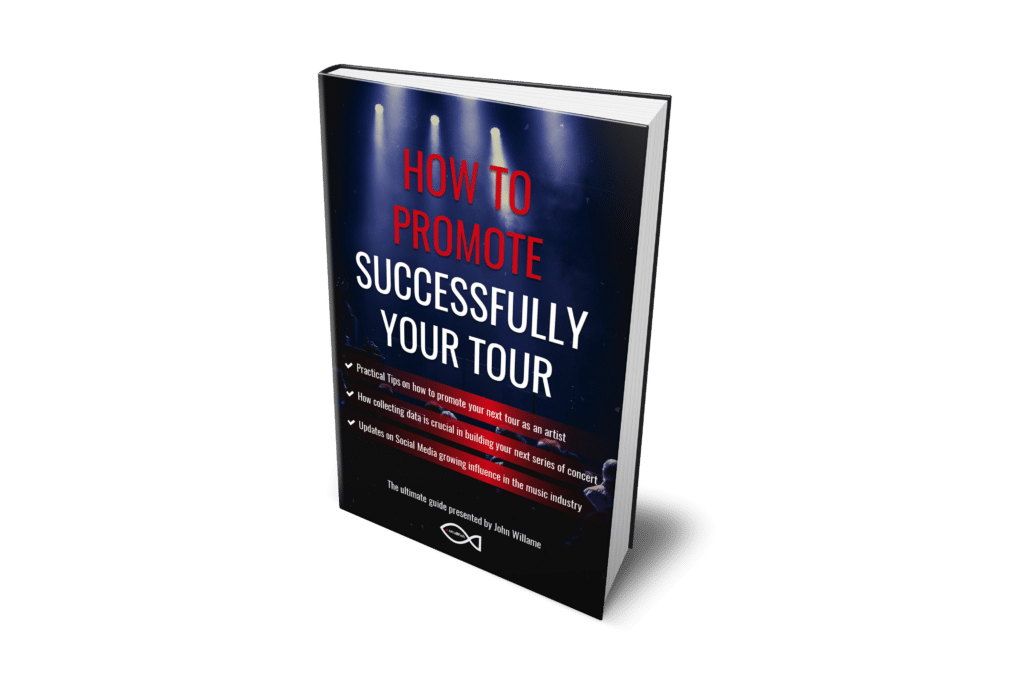 Promote Your Tour EBook Cover